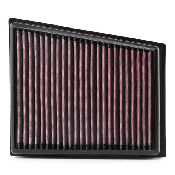 33-3057 Luftfilter K&N Filters Erfahrung