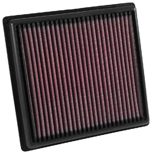 Vzduchovy filtr 33-3060 s vynikajícím poměrem mezi cenou a K&N Filters kvalitou