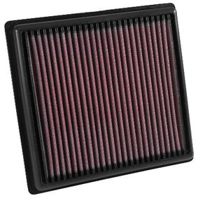 33-3060 K&N Filters Langzeitfilter Länge: 203mm, Breite: 191mm, Höhe: 25mm Luftfilter 33-3060 günstig kaufen