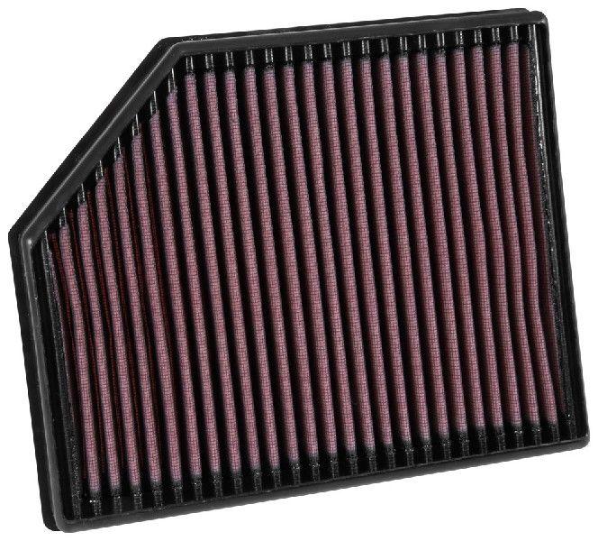 33-3065 K&N Filters Långtidsfilter L: 281mm, B: 233mm, H: 41mm Luftfilter 33-3065 köp lågt pris