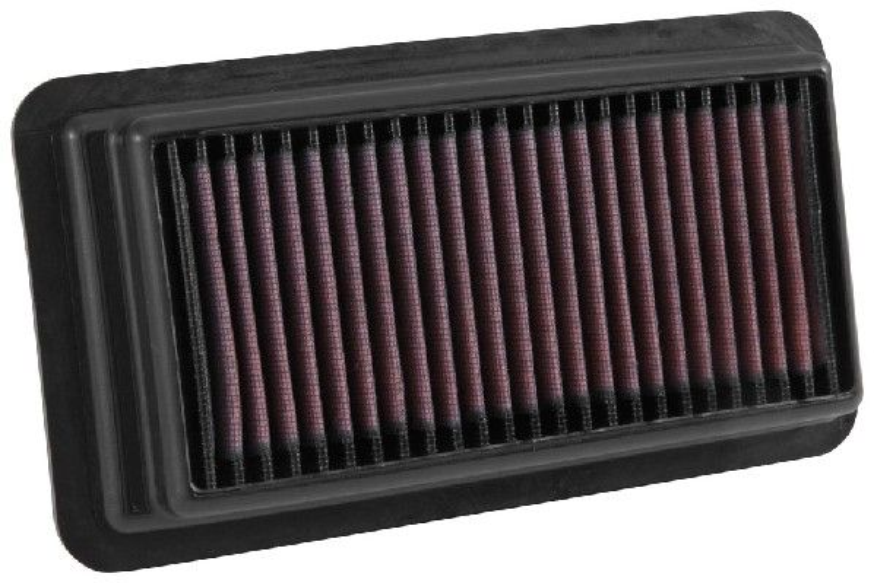 Buy Air filter K&N Filters 33-5044 Length: 251mm, Length: 251mm, Width: 138mm, Height: 38mm
