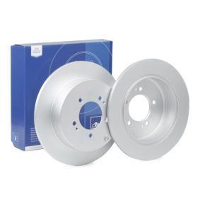 Brzdový kotouč 24.0110-0330.1 pro CITROËN C-CROSSER ve slevě – kupujte ihned!