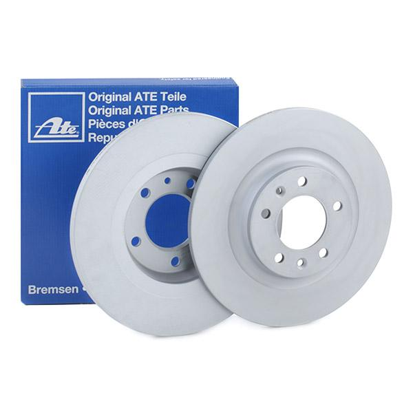Disco de travão ATE 24.0112-0162.1 Avaliações