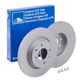 Brake Disc 24.0112-0171.1 for SMART FORFOUR at a discount — buy now!