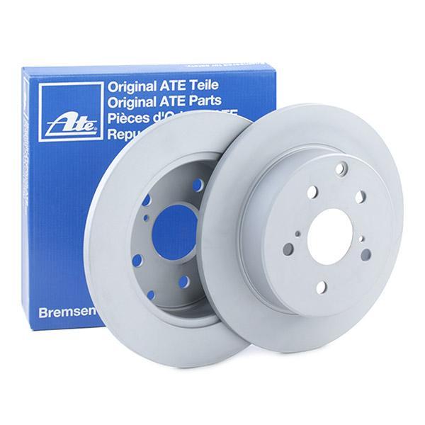 Disque de frein ATE 24.0112-0714.1 Avis