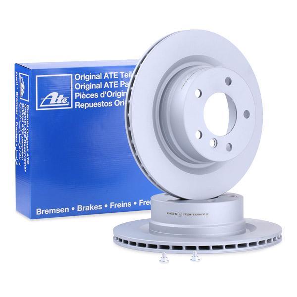 Disque de frein ATE 24.0120-0214.1 Avis
