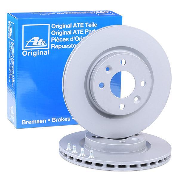 ATE | Stabdžių diskas 24.0121-0106.1