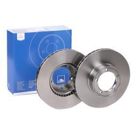 Günstige Bremsscheibe mit Artikelnummer: 24.0122-0109.1 OPEL DIPLOMAT jetzt bestellen