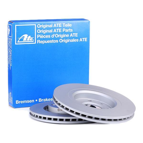 Disque de frein ATE 24.0122-0194.1 Avis