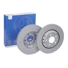 Disco de travão 24.0122-0212.1 VW PHAETON com um desconto - compre agora!