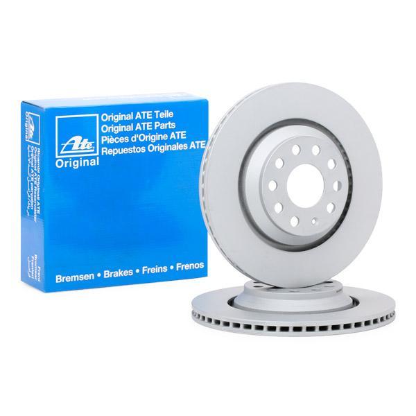 Disque de frein ATE 24.0122-0219.1 Avis