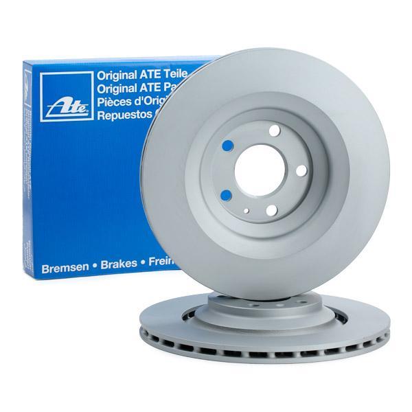 Спирачен диск ATE 24.0122-0223.1 Отзиви