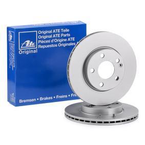 stabdžių diskas 24.0122-0232.1 už MERCEDES-BENZ A-KLASSE su nuolaida — įsigykite dabar!