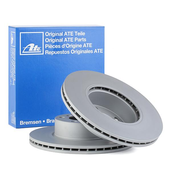 24012402031 Brake Discs ATE 24.0124-0203.1 - Huge selection — heavily reduced