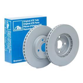 425157 ATE belüftet, beschichtet Ø: 275,0mm, Lochanzahl: 4, Bremsscheibendicke: 25,0mm Bremsscheibe 24.0125-0157.1 günstig kaufen