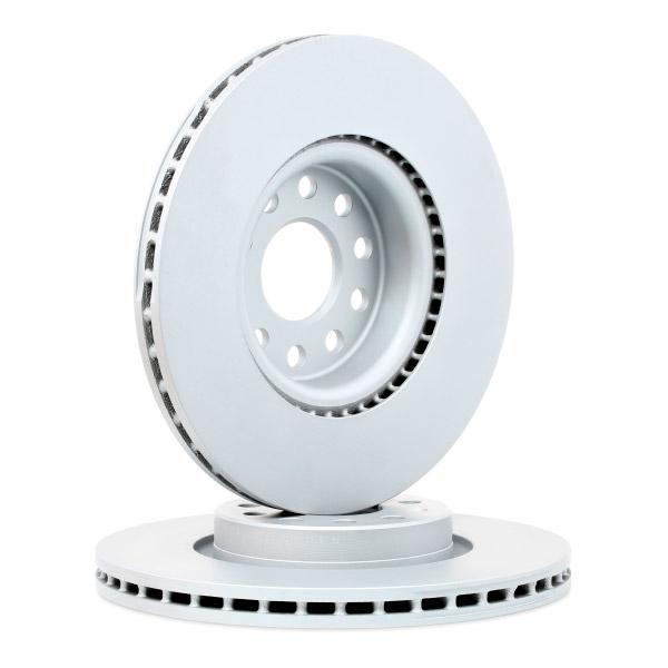 Achetez Disque ATE 24.0125-0158.1 (Ø: 312,0mm, Nbre de trous: 5, Épaisseur du disque de frein: 25,0mm) à un rapport qualité-prix exceptionnel