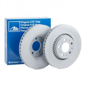 Pirkti 428123 ATE ventiliuojama, padengta Ø: 305,0mm, angų skaičius: 5, stabdžių disko storis: 27,9mm Stabdžių diskas 24.0128-0123.1 nebrangu