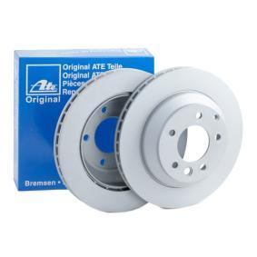 Bremžu diski 24.0128-0149.1 par VW TOUAREG ar atlaidi — pērc tagad!
