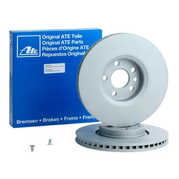 Stabdžių diskas ATE 24.0128-0162.1 Apžvalgų