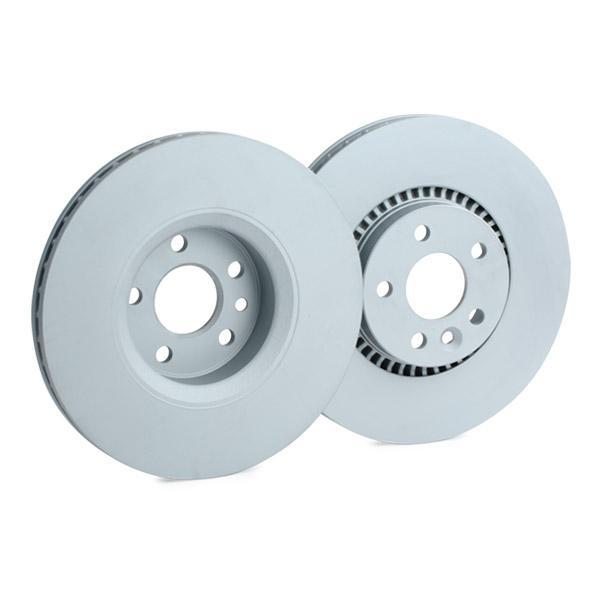 24012801621 Bremsscheiben ATE 24.0128-0162.1 - Große Auswahl - stark reduziert