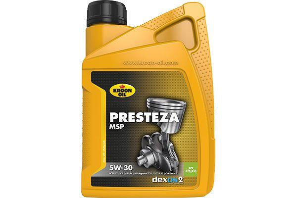Comprare 33228 KROON OIL PRESTEZA 5W-30, 1l, Olio parzialmente sintetico Olio motore 33228 poco costoso
