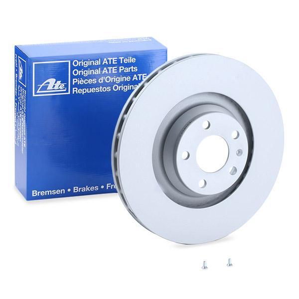 Спирачен диск ATE 24.0130-0176.1 Отзиви