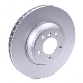 Set of 2 ATE 24.0130-0192.1 Brake Disc Rotors