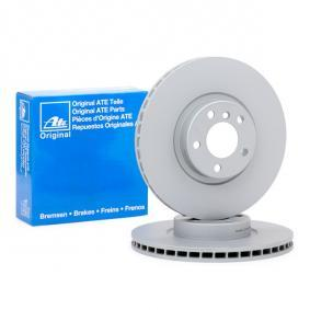 Brake Disc 24.0130-0199.1 for BMW X5 at a discount — buy now!