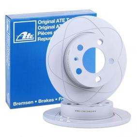 Bremžu diski 24.0309-0123.1 par VW POLO ar atlaidi — pērc tagad!