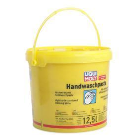Comprare P000562 LIQUI MOLY Contenuto: 12,5l Secchio Detergente per mani 3363 poco costoso