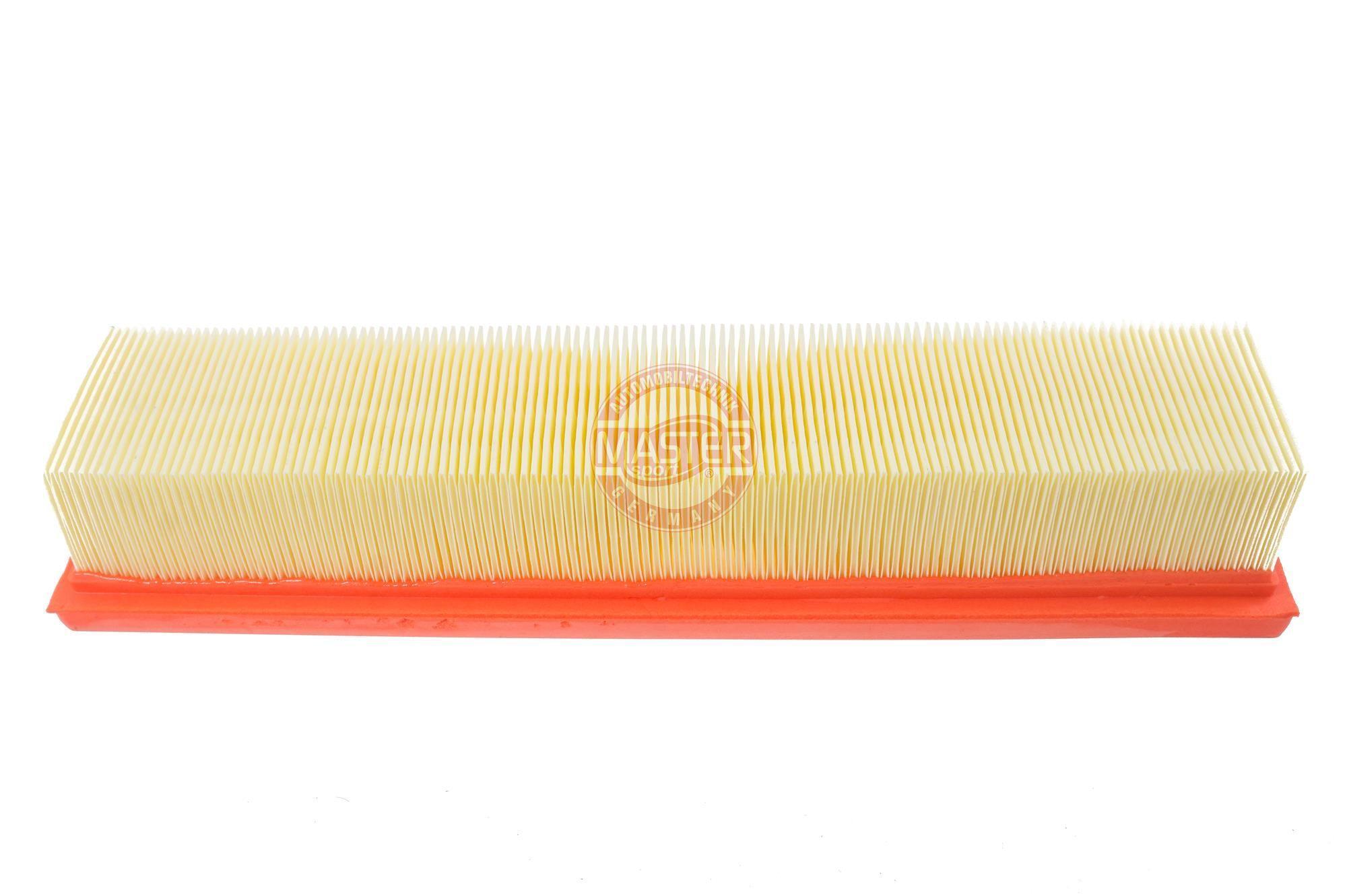 Achetez Filtre à air MASTER-SPORT 3366-LF-PCS-MS (Longueur: 355mm, Longueur: 355mm, Largeur: 81mm, Hauteur: 59mm) à un rapport qualité-prix exceptionnel