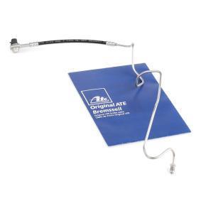 Kupi 331067 ATE pregibne jeklene cevi, z cevovodom, z votlim vijakom Dolzina: 233mm Zavorna cev 24.1253-0020.3 poceni