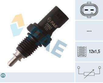Acheter Capteur température carburant FAE 33892 à tout moment