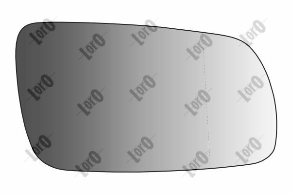 Original SEAT Spiegelglas Außenspiegel 3402G02