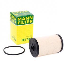 BFU 700 x MANN-FILTER H: 115mm Bränslefilter BFU 700 x köp lågt pris