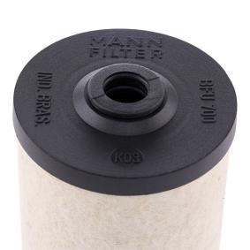 BFU 700 x Bränslefilter MANN-FILTER - Billiga märkesvaror