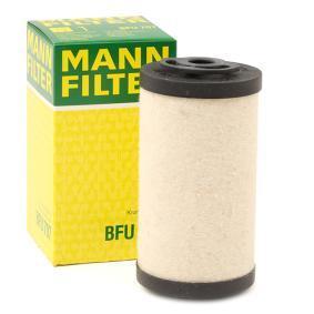 BFU 707 MANN-FILTER H: 115mm Bränslefilter BFU 707 köp lågt pris