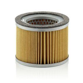 Køb MANN-FILTER Höhe: 74mm Luftfilter C 1112/2 billige