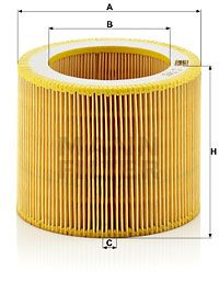 kúpte si Vzduchový filter C 1140 kedykoľvek