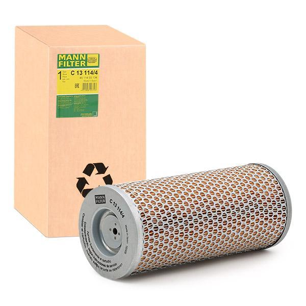 Origine Filtre à air MANN-FILTER C 13 114/4 (Hauteur: 295mm)