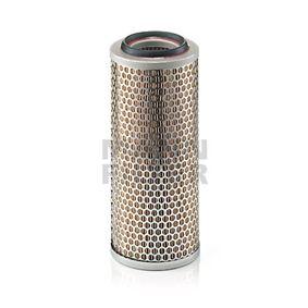 C 13 114/4 Õhufilter MANN-FILTER originaal kvaliteediga