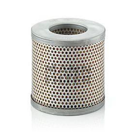 MANN-FILTER Höhe: 125mm Luftfilter C 1337 kaufen