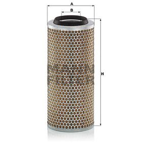 Filtro Aria Mann Filter C 15 165//7
