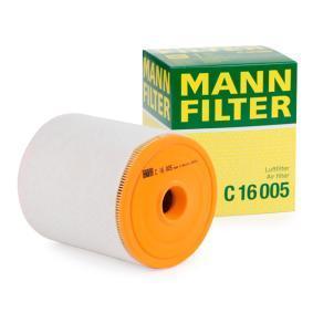 FILTRO Aria Filtro Nuovo MANN-FILTER C 31 190
