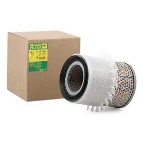 Vzduchový filter C 16 148 C 16 148 MITSUBISHI L 200 (K7_T, K6_T) — využite skvelú ponuku hneď!