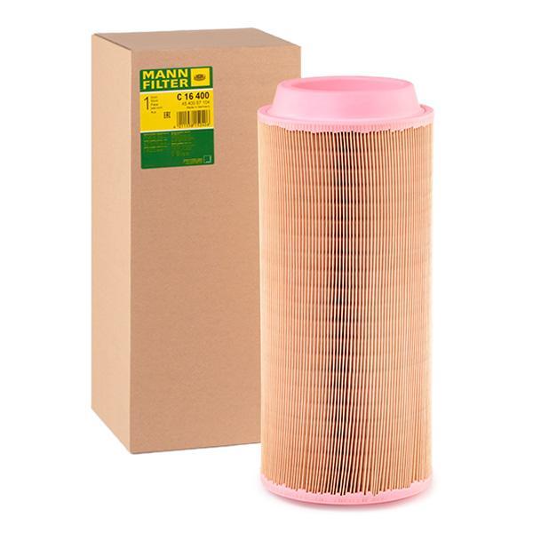 MANN-FILTER | Zracni filter C 16 400