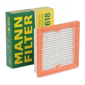 Air Filter C 1618 for NISSAN MICRA II (K11) — get your deal now!