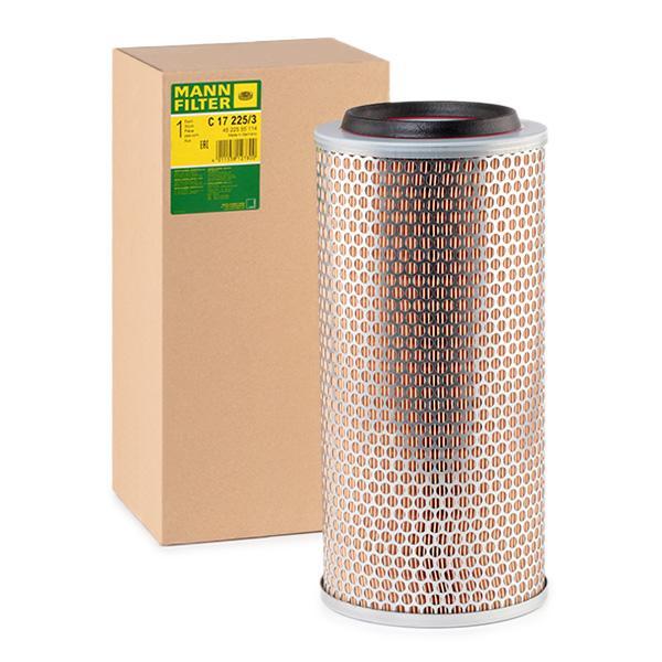 MANN-FILTER | Air Filter C 17 225/3