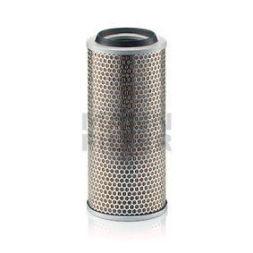 C 17 225/3 Luftfilter MANN-FILTER in Original Qualität