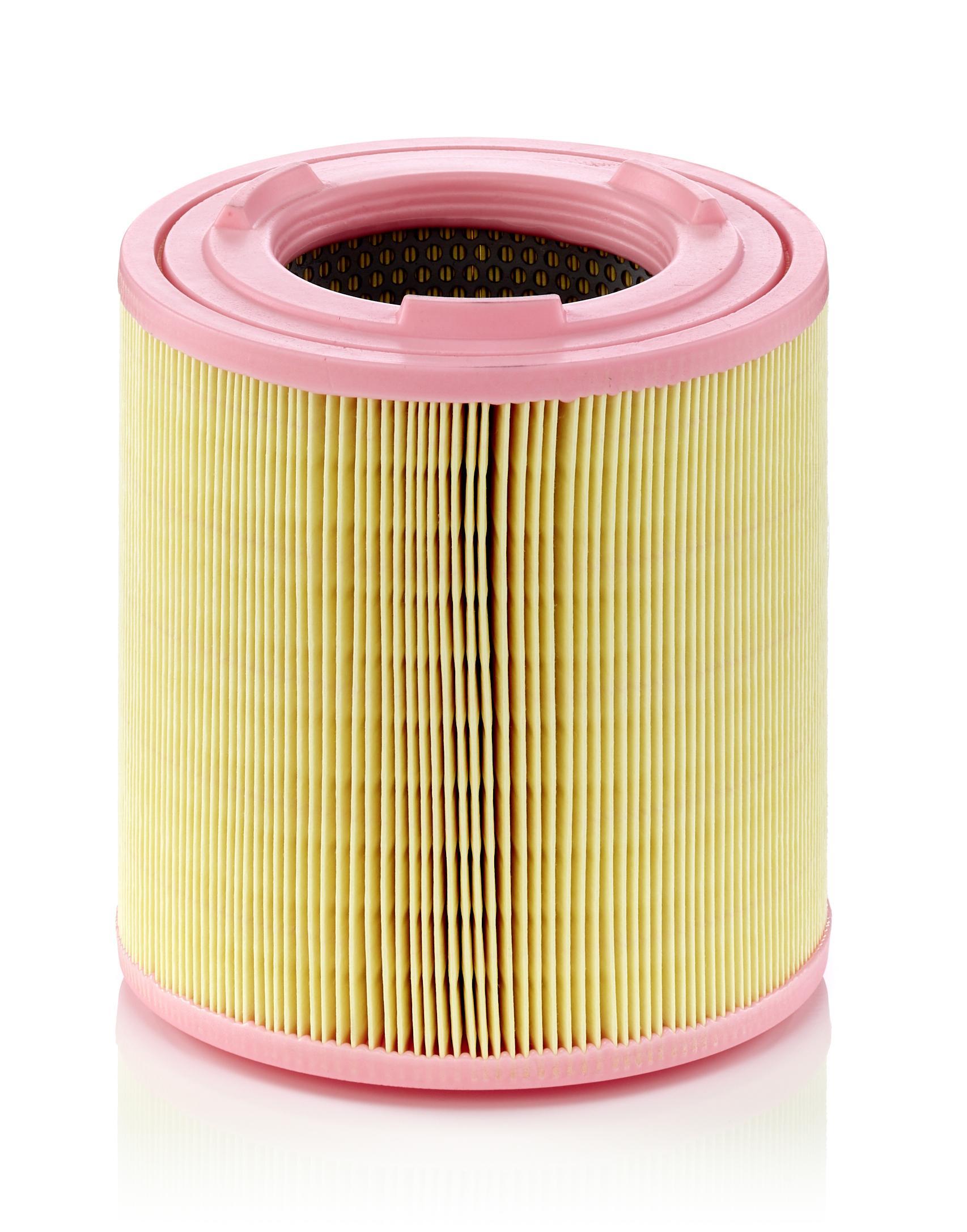 MANN-FILTER: Original Motorluftfilter C 18 149/1 (Höhe: 184mm)